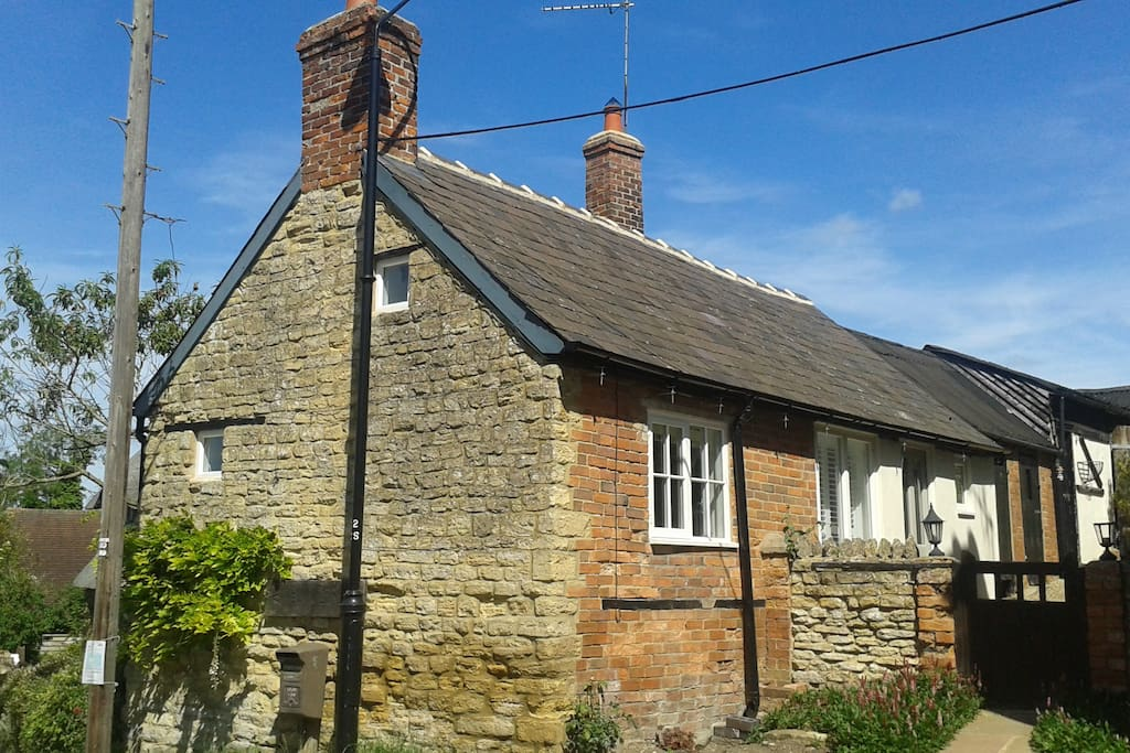 Barn conversion. Fully insulated & double glazed