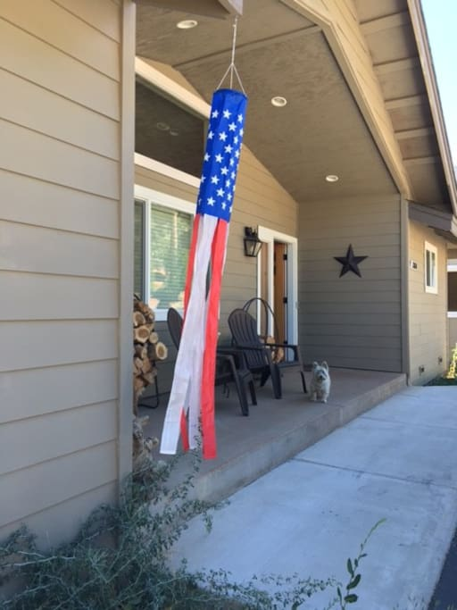 Welcome to Stars & Stripes Nugent Lakehouse.