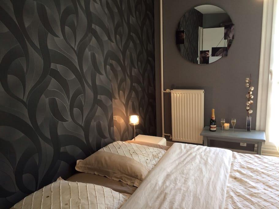 La chambre. Your room
