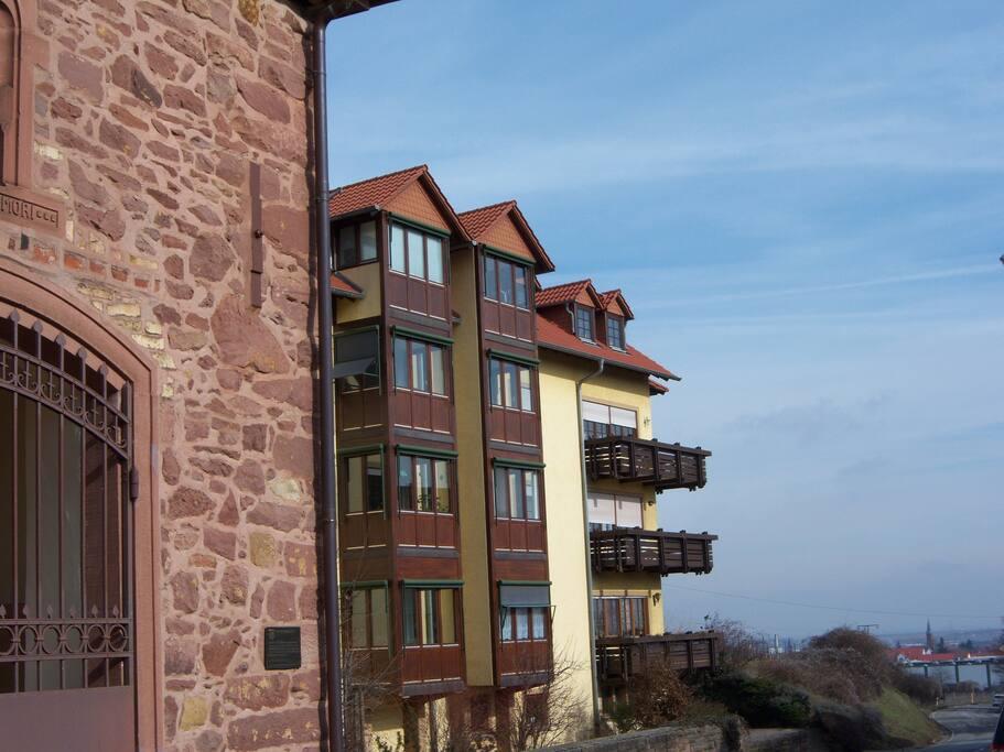 Ansicht von außen-Wohnung ganz oben