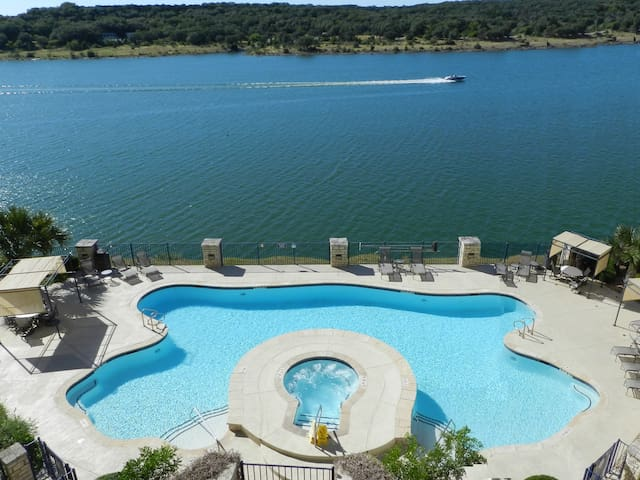 Luxury Villa I on Private Lake Travis Island