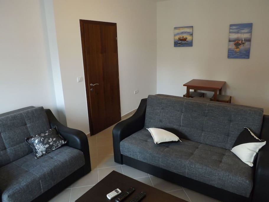Pic No 4 The Apartment with double room for 5 persons max.