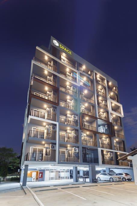 Q Space Residence Bangkok