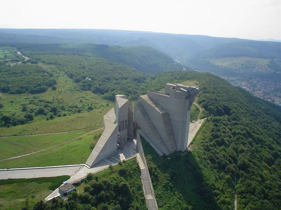 1300 years Bulgaria, the biggest monument on the Balkans