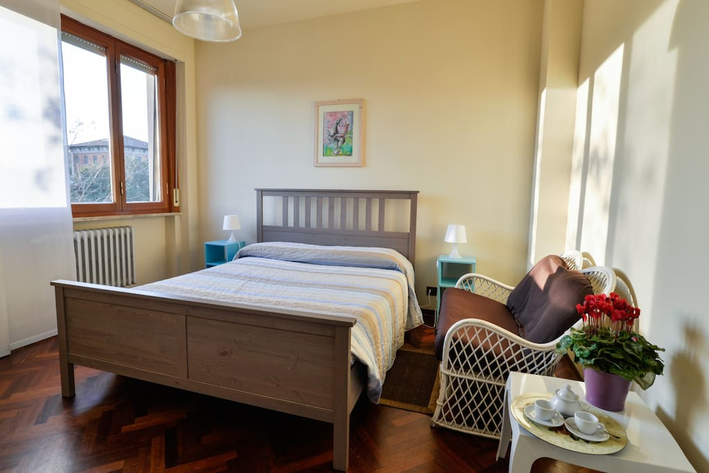 First double bedroom