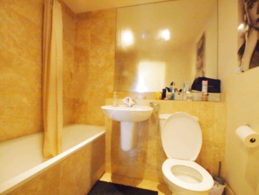 Your own bathroom