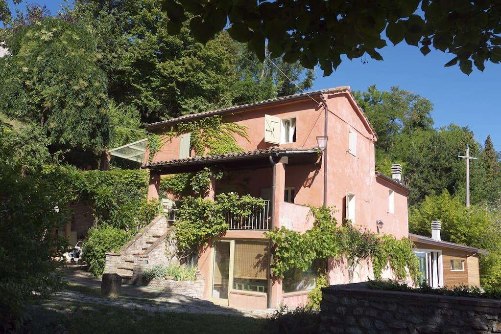 Casa di campagna Fontebruna