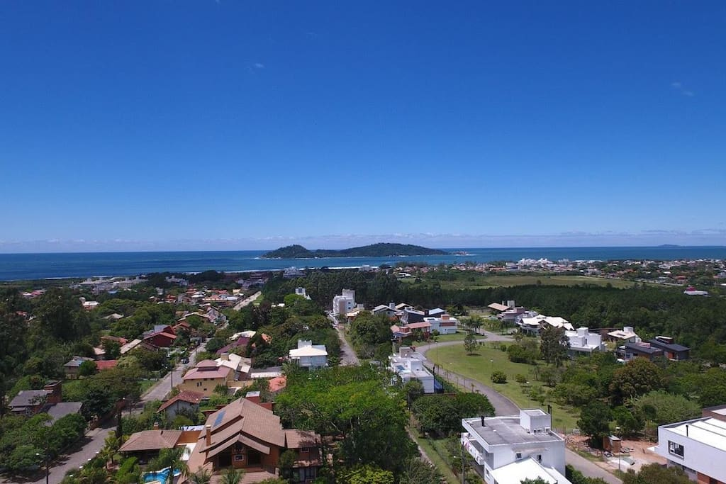 Vista Ilha Casa