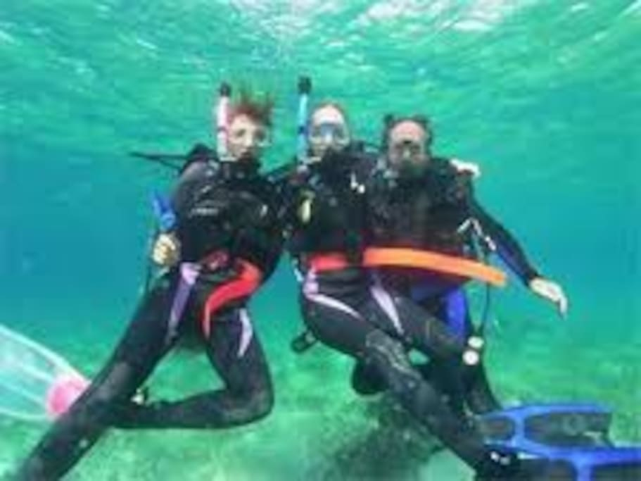 We assist in organizing your awesome scuba Trip!