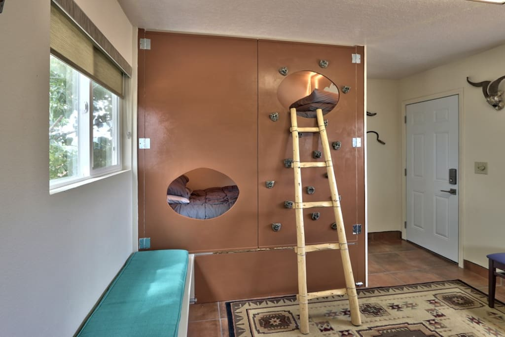Custom Cave XL bunk beds