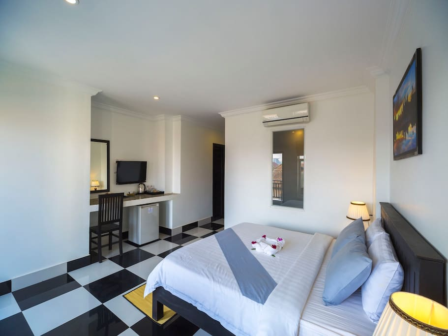 Rithy Rine Angkor Residence/Guest room