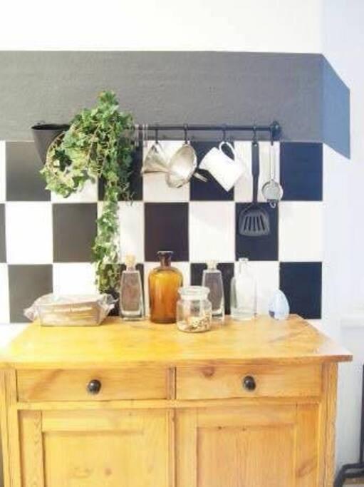 Kitchen/Cocina/Küche