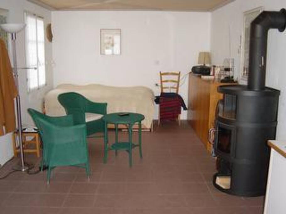 1- Zimmerwohnung