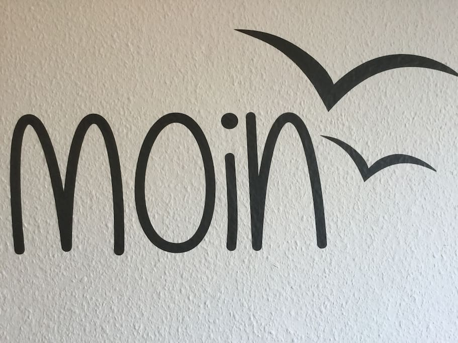 Moin, Moin und herzlich willkommen im Lütt Hus!