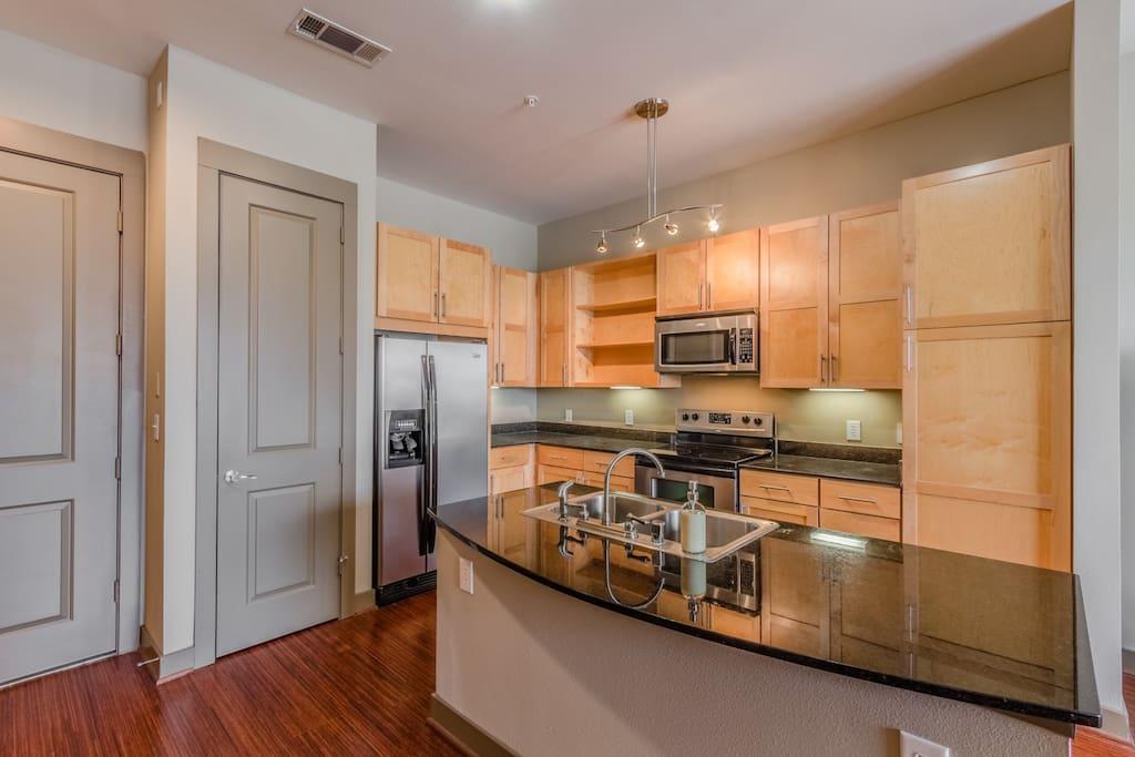Kitchen 1 - CF