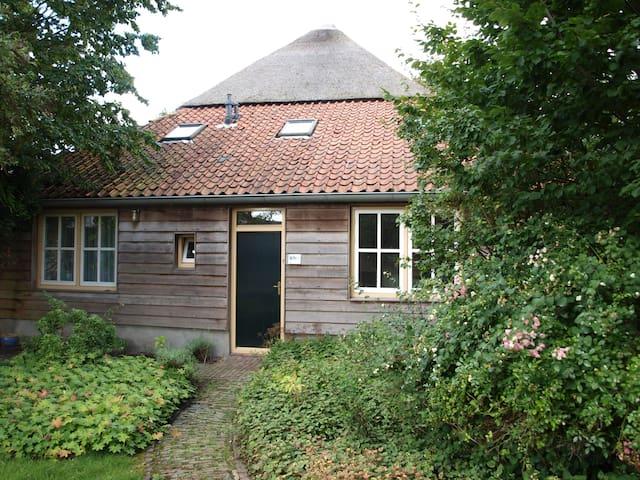 Very nice house with big garden
