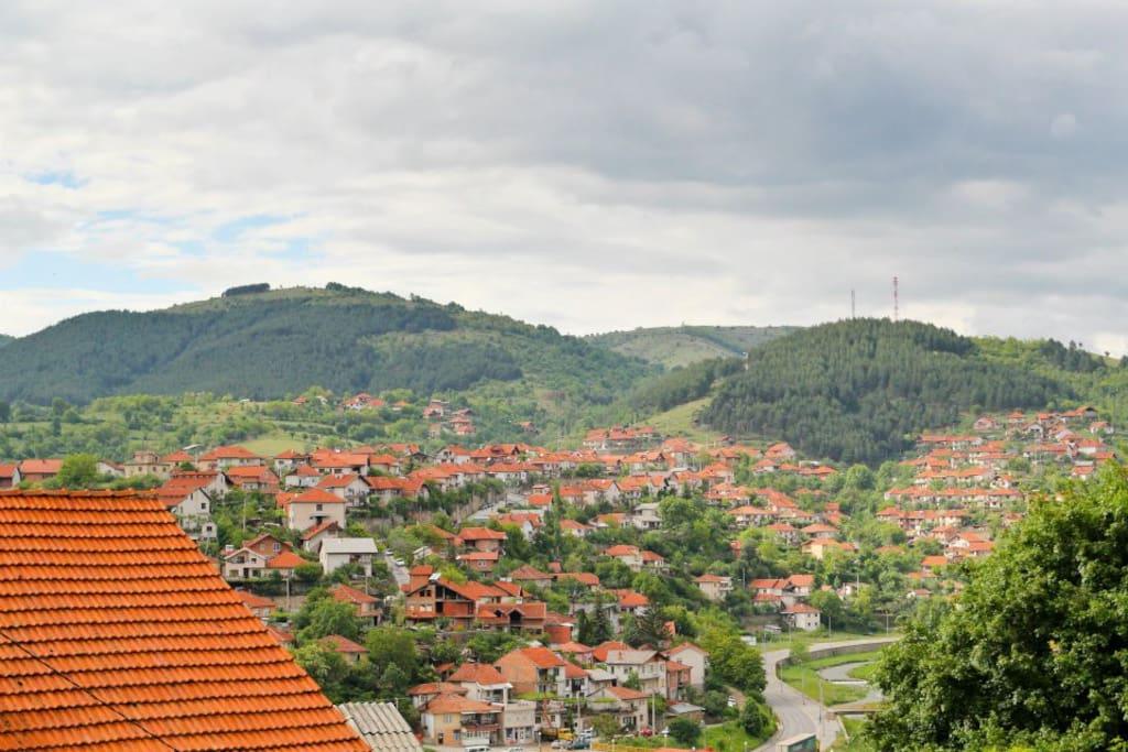 City of Kriva Palanka