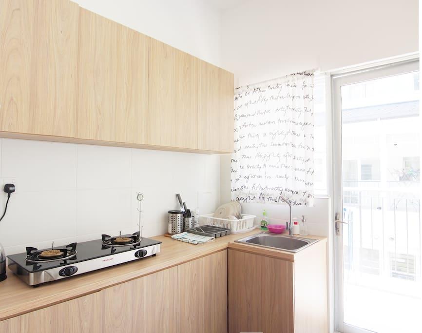 1st floor - kitchen
