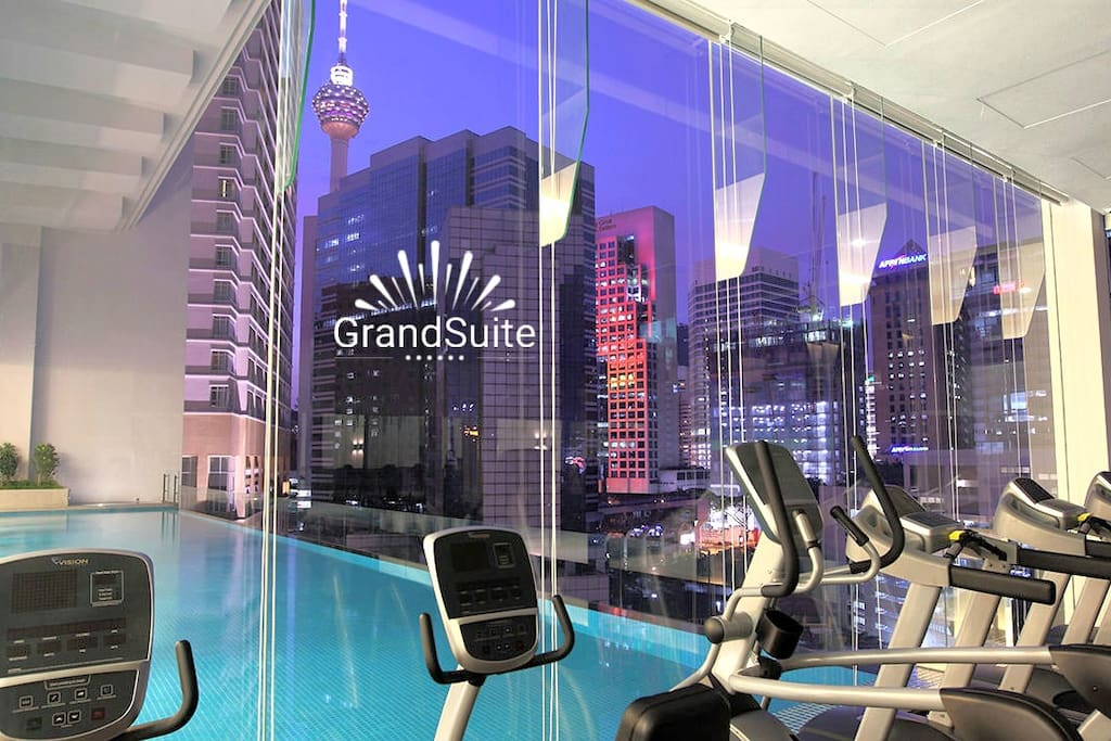 World Class Fitness Centre & Swimming pool ( FREE for all our guests
