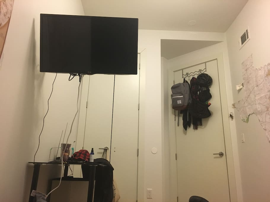 You can watch tv too!